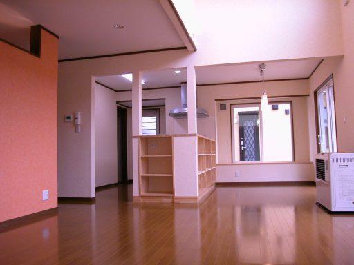 1階ダイニング・キッチン
