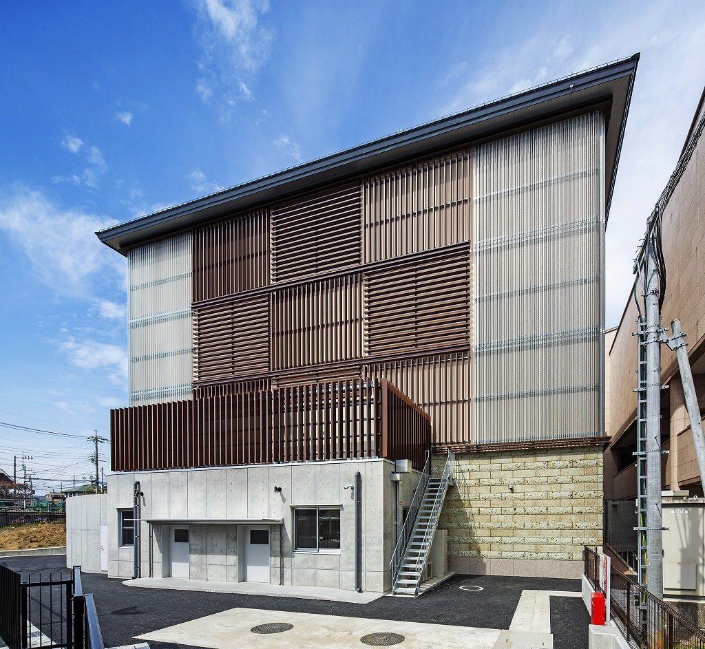 栃木県立博物館収蔵庫